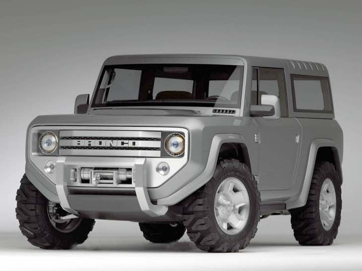 New Ford Bronco could be decided today, Feb.11, 2016 ...