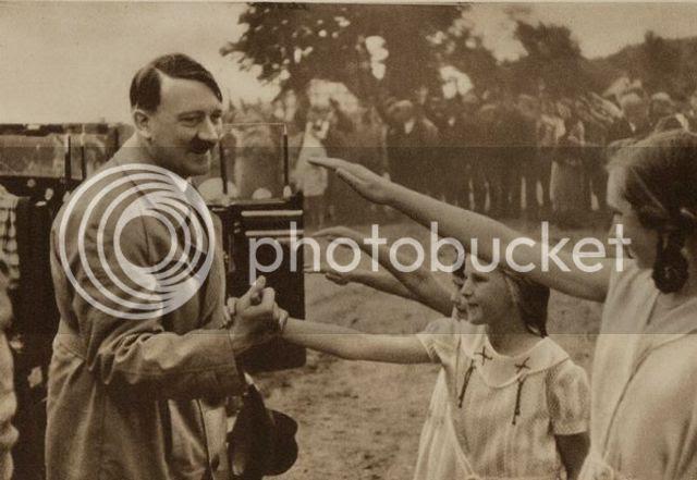 Sisi lain kehidupan Adolf Hitler, dia adalah penyayang anak