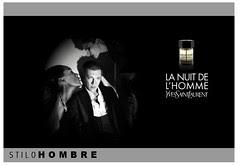 LA NUIT DE L´HOMME | YVES SAINT LAURENT