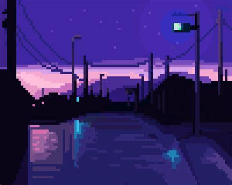night pixel art tumblr pixel art pinterest early