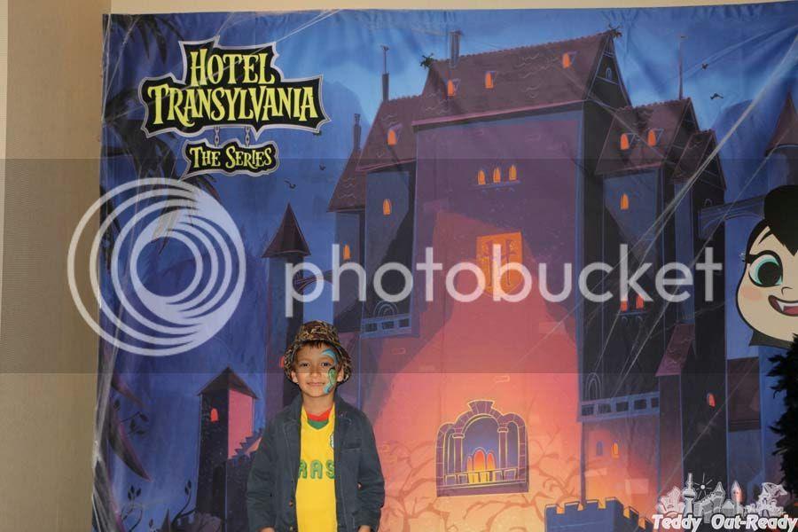 Teddy Hotel TRansylvania