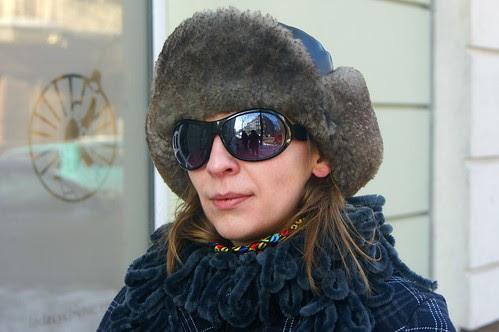 Zima na Lipowej