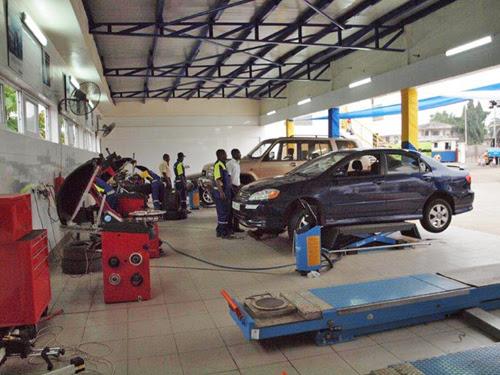 Michelin Tyre Centres C Woermann Ghana