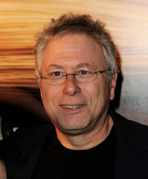 "Alan Menken Composer Alan Menken arrives at the premiere of Walt Disney Pictures' ""Tangled"" at the El Capitan Theater on November 14, 2010 in Los Angeles, California."