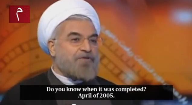 Iran President Gives Reporter History Lesson He'll Never Forget