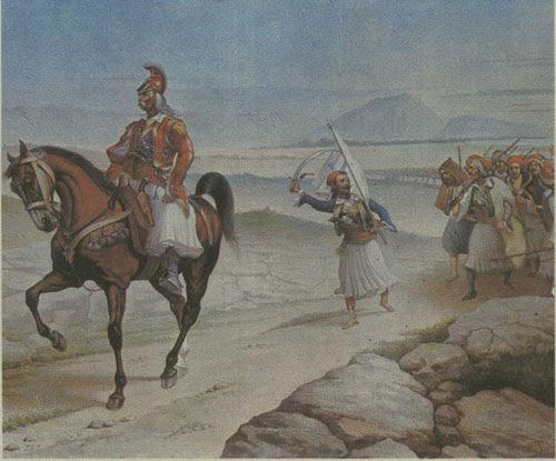 kolokotronis Σεβασμός και Μελέτη για το 1821