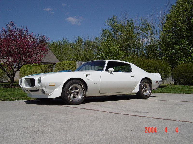 1970 pontiac trans am,