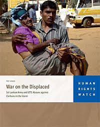 War on the Displaced