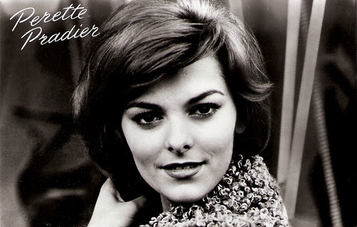 Perrette Pradier (1938 - 2013)