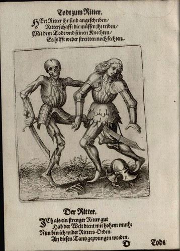 Dance of Death - Merian