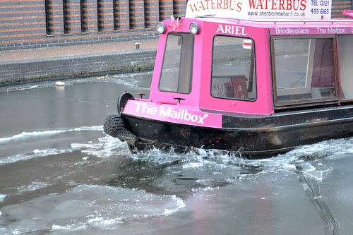 Ariel Waterbus @Brindley Place