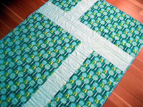 red letter day plus quilt back