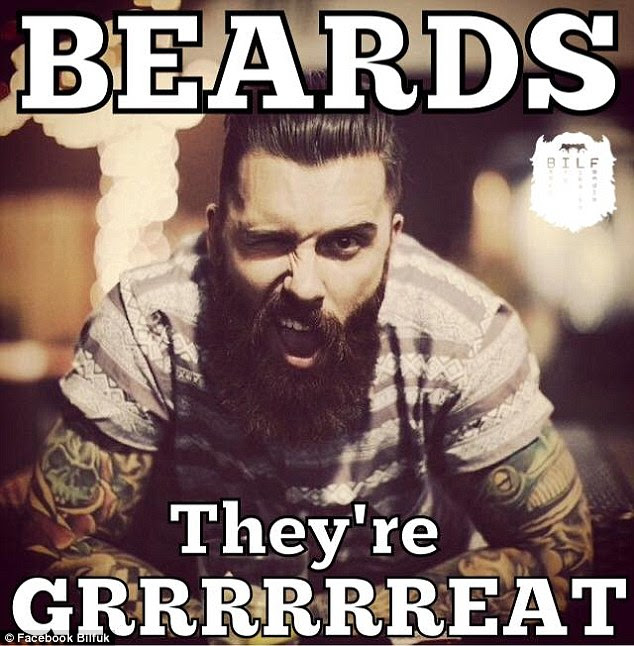 Beards are Great from BILFuk