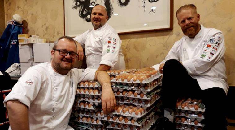 Olympic team eggs story, Olympic team gets extra eggs, Olympic team goof up with google translate, google translate egg story, Indian express, Indian express news