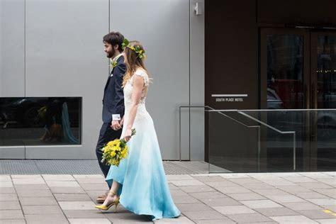 25  best ideas about Dipped wedding dress on Pinterest