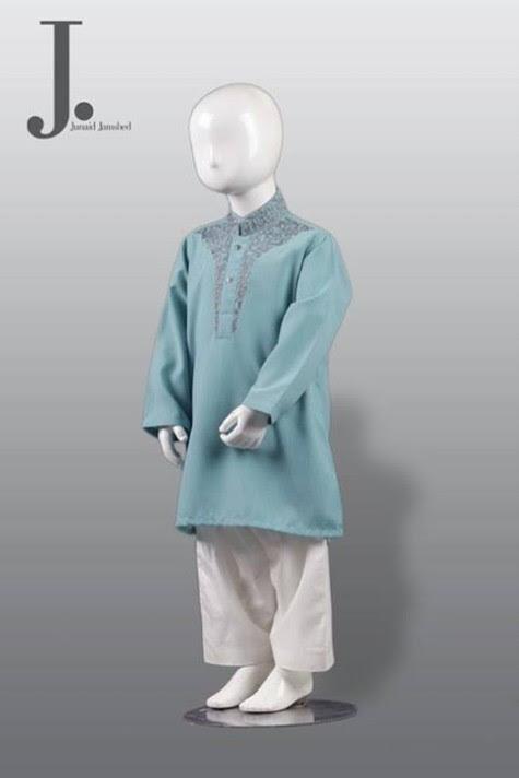 Kids-Child-Wear-Kurta-Shalwar-Kameez-New-Fashionable-Clothes-Collection-2013-by-Junaid-Jamshed-2