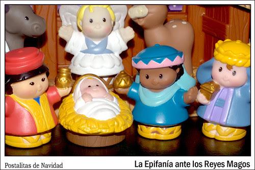 La Epifanía ante los Reyes Magos