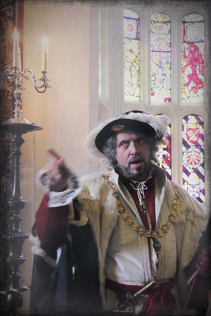 Political Tudor people