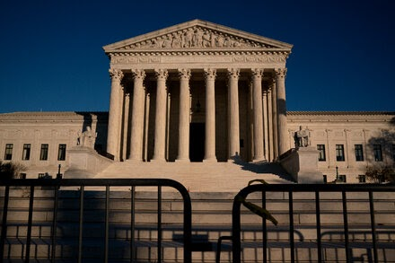 Supreme Court Rejects Texas Suit Seeking to Subvert Election