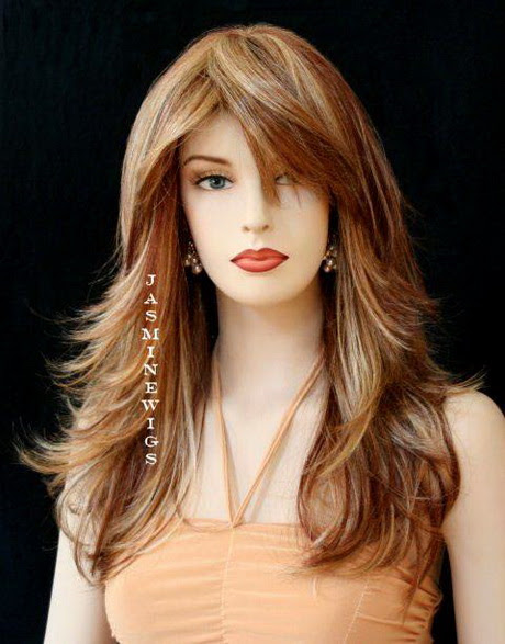 Beautiful haircuts for long hair