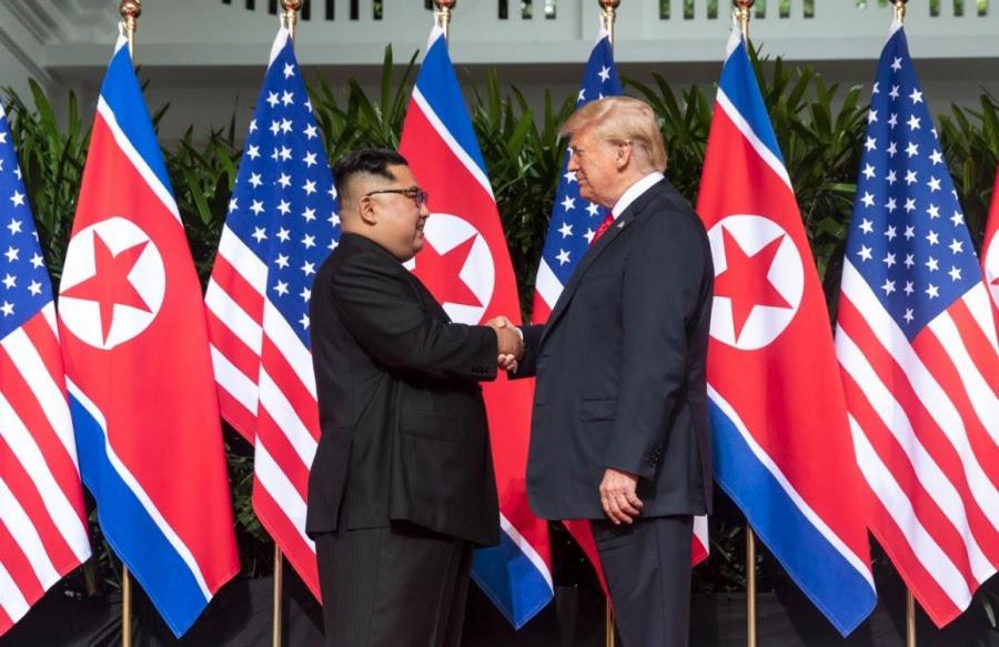 Β. Κορέα: Η επερχόμενη συνάντηση Trump - Kim Jong Un αποτελεί ιστορική στιγμή - Ήρθε η ώρα να θέσουμε υψηλότερους στόχους