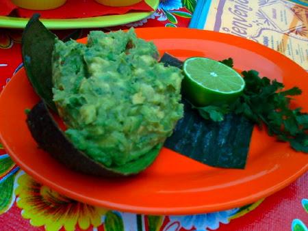 Guacamole at Mexico