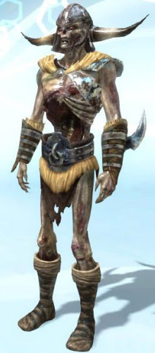 Viking Thrall PS3 Avatar