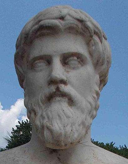 Ο Πλούταρχος (45 - 120) ήταν Έλληνας ιστορικός, βιογράφος και δοκιμιογράφος.