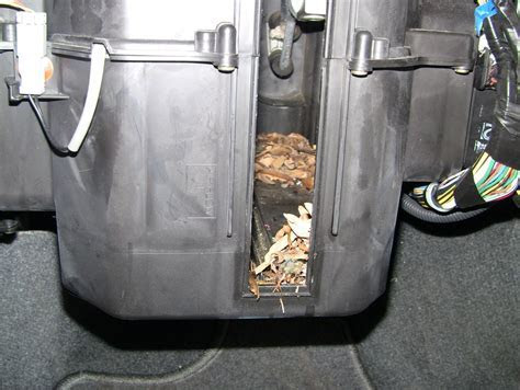 More on the Mice in my Honda Pilot   Pete Brown's 10rem.net