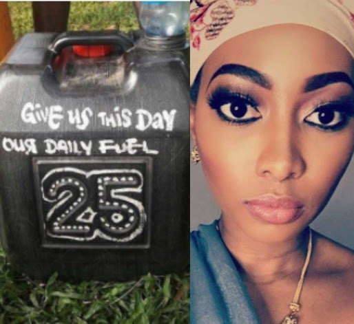 ''When Are We Going To Get It Right As A Country? ''Daughter Of Pres. Buhari Most Loyal Gov. (Ganduje, Kano State) Reacts To Lingering Fuel Scarcity