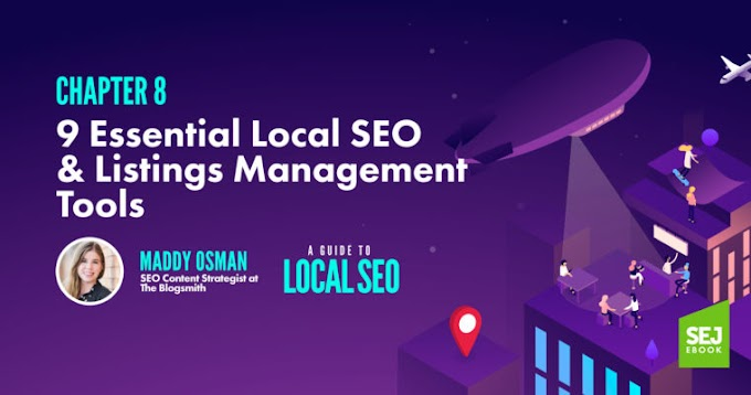 9 Essential Local SEO & Listings Management Tools by @MaddyOsman