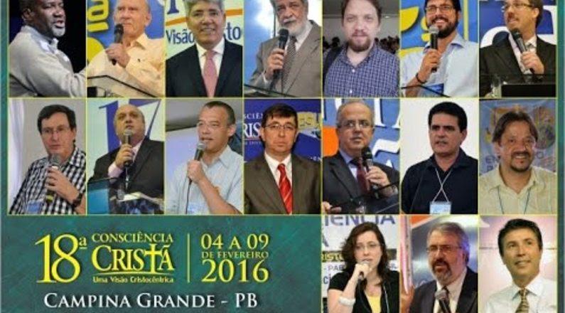 Consciência Cristã 2016 - Vídeo Institucional