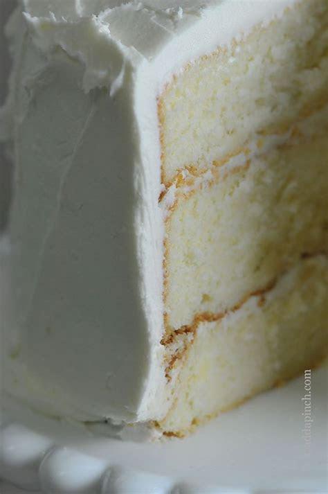 The Best White Cake Recipe {Ever} This White Cake Recipe