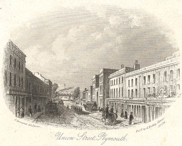 Union Street, Plymouth
