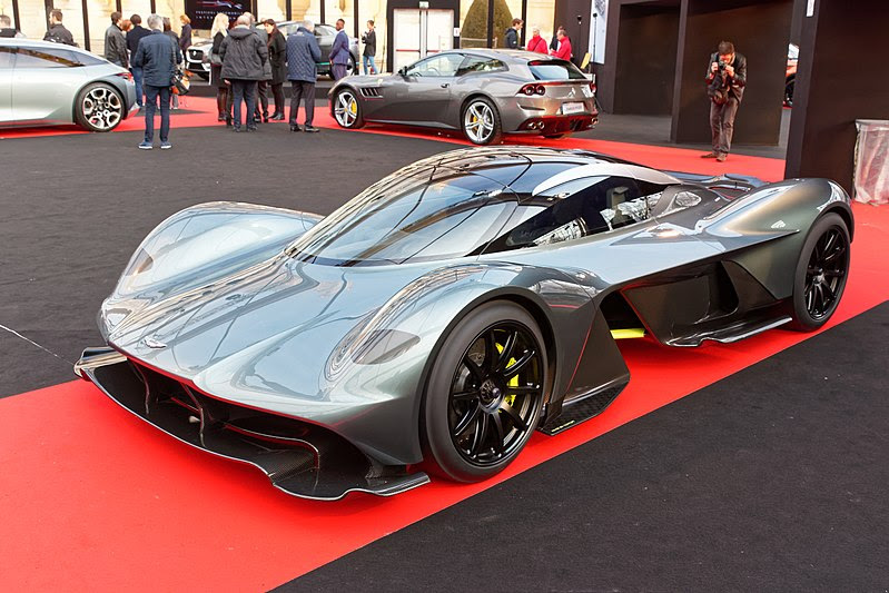 Aston Martin Valkyrie For Sale 150 Cars Worldwide Supercars For Sale