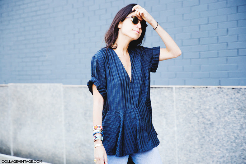 New_York_Fashion_Week_Spring_Summer_15-NYFW-Street_Style-Leandra_Medine-Clogs-Levis-1