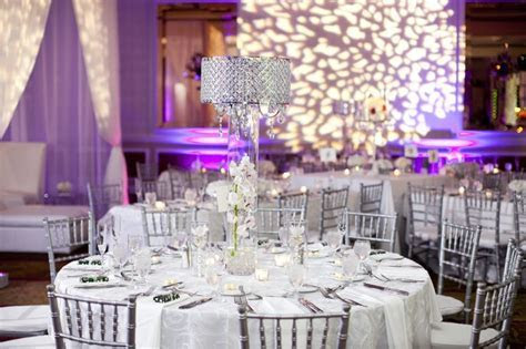 17 Best images about purple silver and white wedding on