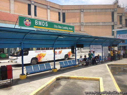 Trying the city bus terminal for the 1st time - Southwest Integrated Transport Terminal experience part 4