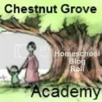 Chestnut Grove Academy Homeschool Blog Roll