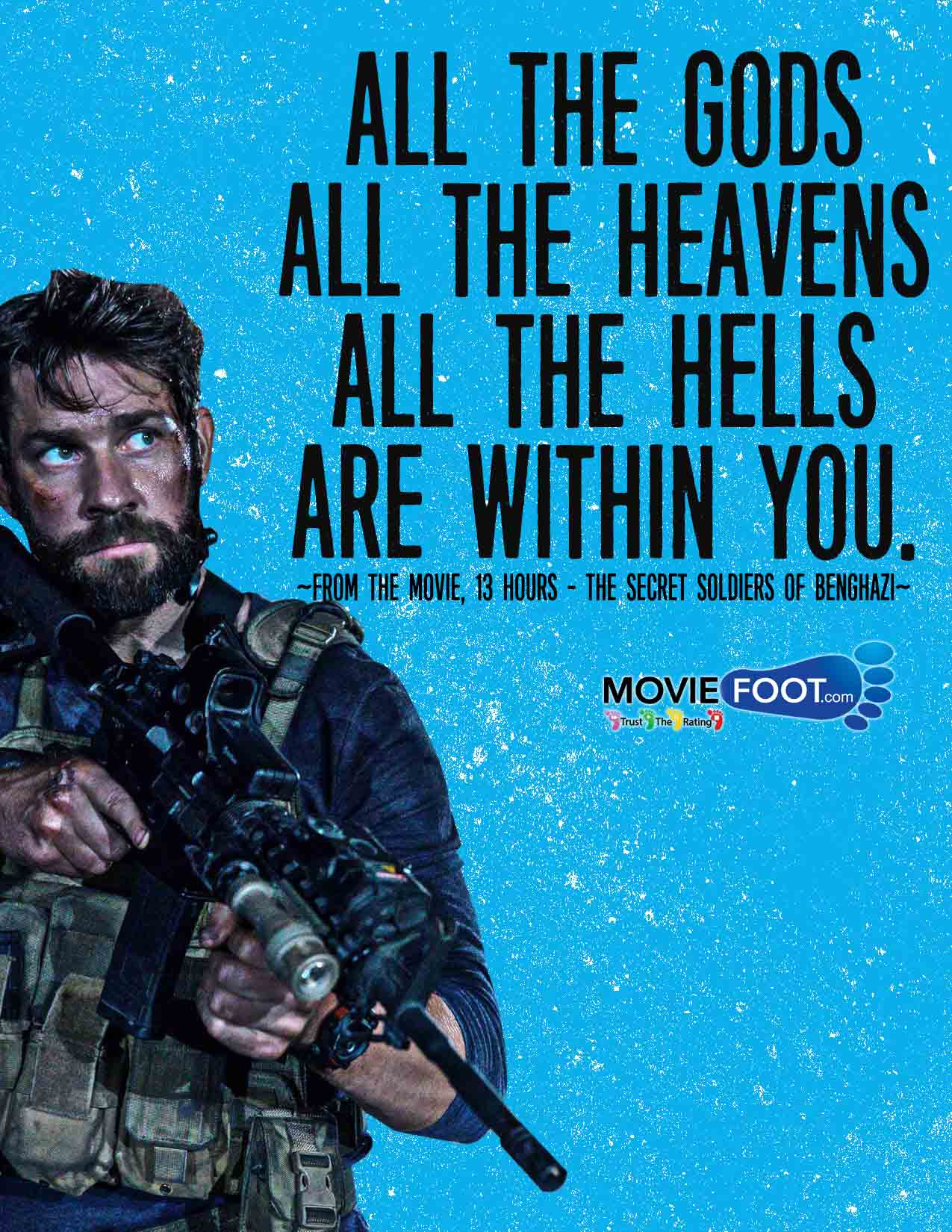 13 Hours The Secret Soldiers Of Benghazi Movie Review Moviefoot