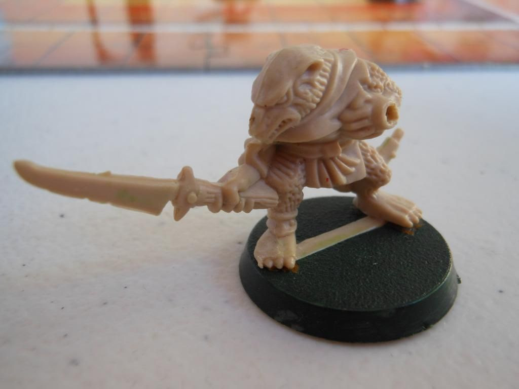 Advanced Heroquest skaven