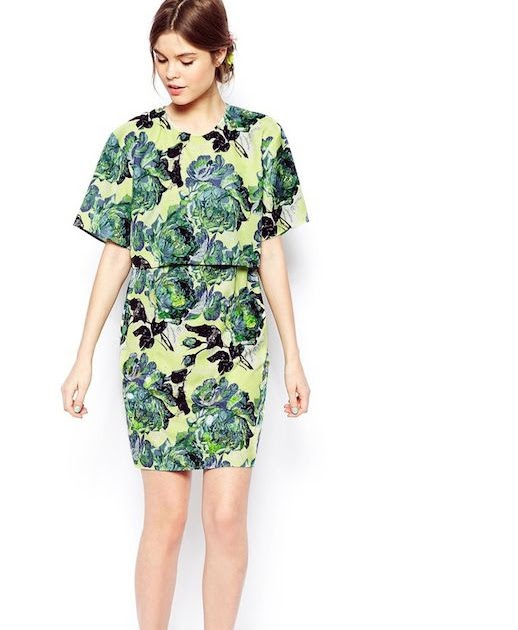 Le Fashion: 3 FLORAL DRESSES TO WEAR TO A SUMMER WEDDING