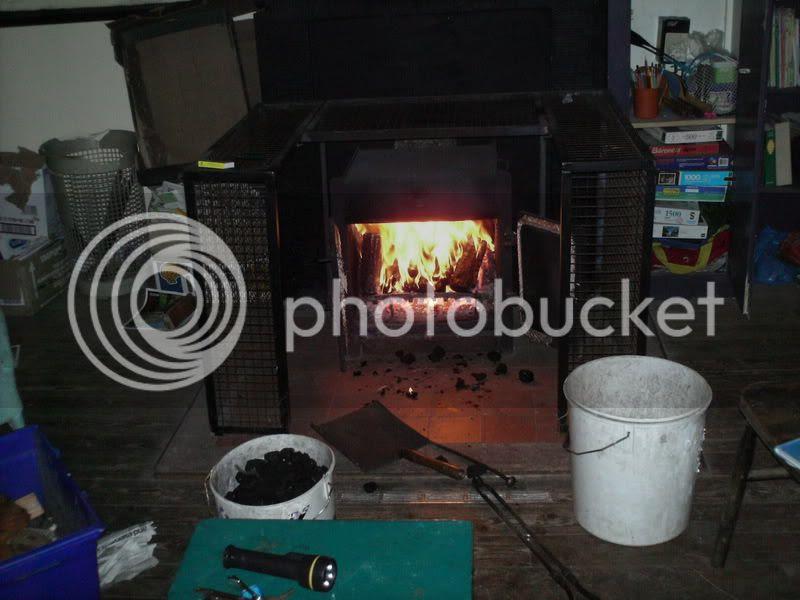 fireside chat anyone?