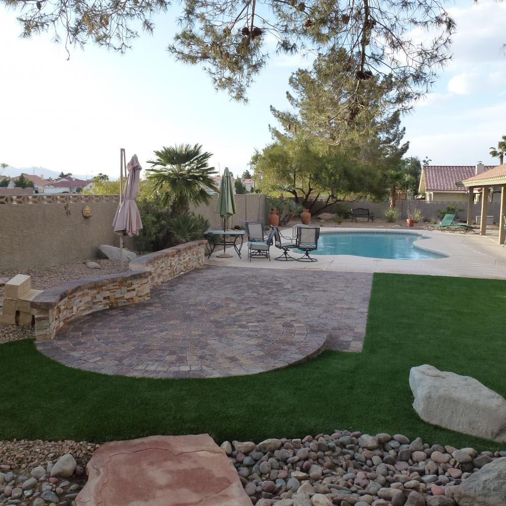 Desert Garden Ideas: 16+ Astonishing Desert Landscaping Las Vegas Images
