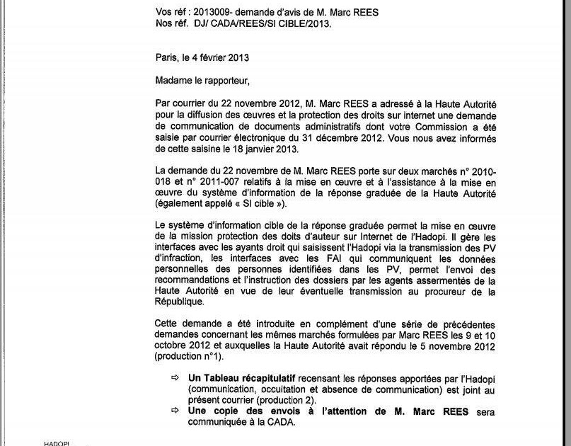 lettre dinformation  u00e0 une autorit u00e9 administrative