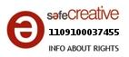 Safe Creative #1109100037455