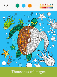 Colorfy - Coloring Book Free | games | Mobile Game Reviews
