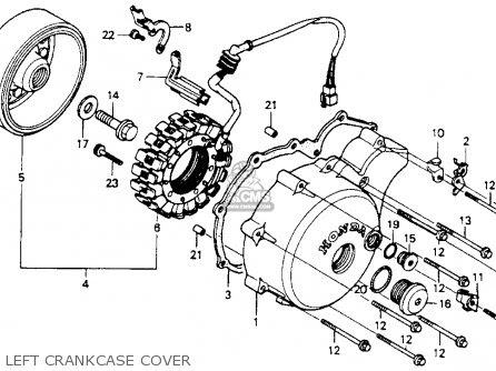 Honda Vt600c Shadow Vlx 1988 (j) Usa California parts list ...