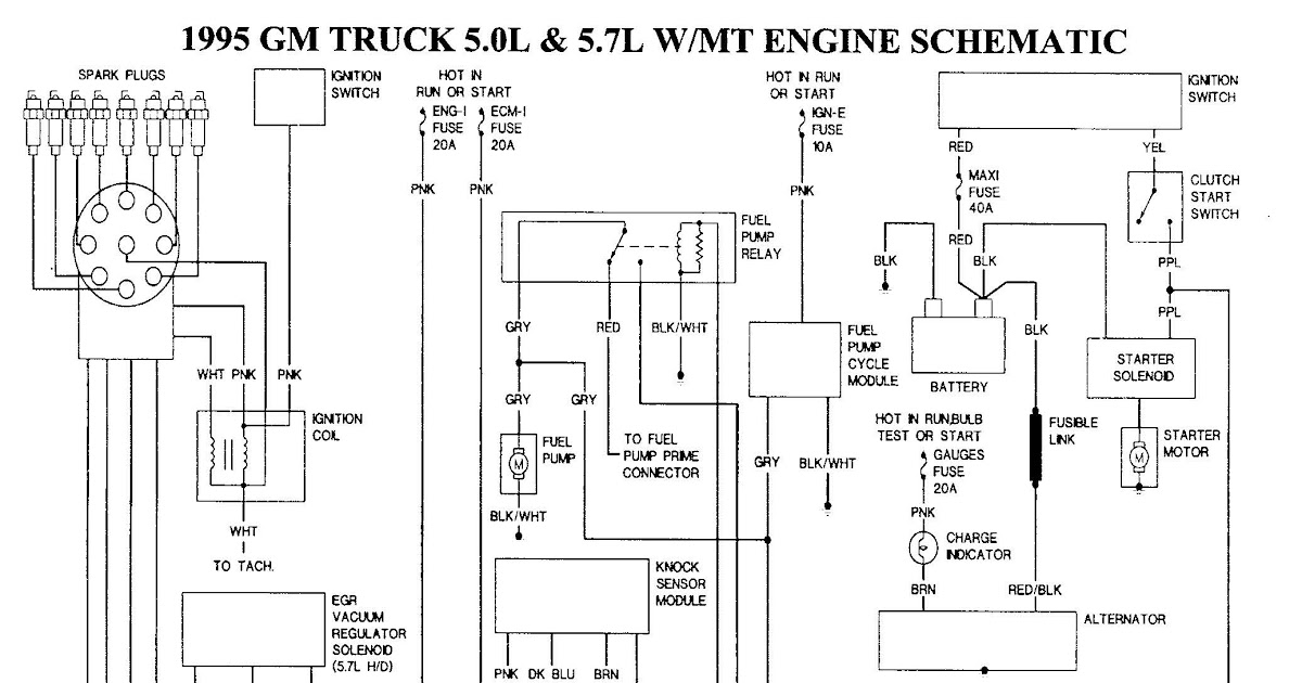 94 Chevy Wiring Problem