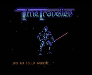 Time Traveller - Commodore 64 (1)